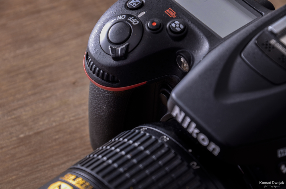 Nikon's Command Dial