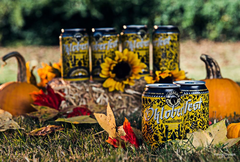 Oktoberfest Gemutlichkeit from Wiseacre Brewing - Memphis, TN