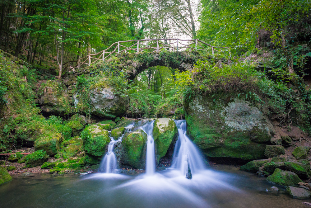 Schiessentümpel Waterfall (Luxembourg)