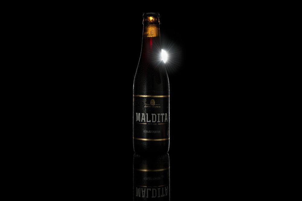 Maldita - Robust Porter by Frustino Brewing