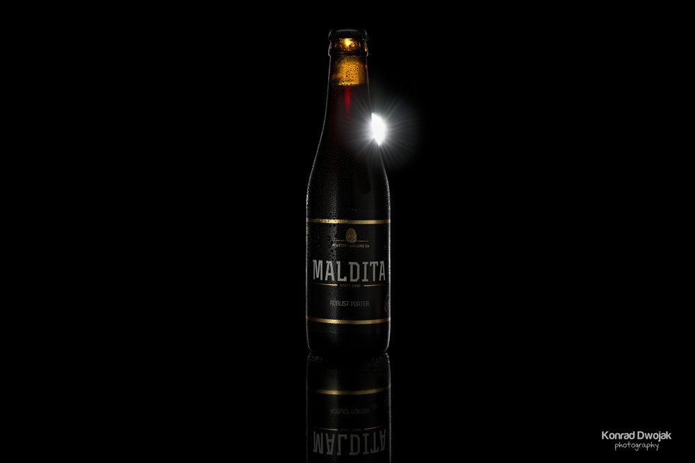 Cerveja Maldita's Robust Porter