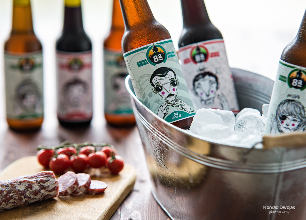 8a Oitava Colina - Joe Da Silva Beer