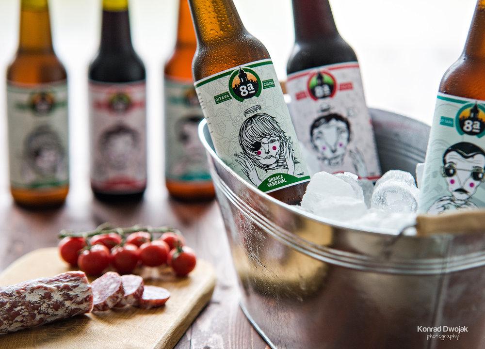 8a Oitava Colina - Urraca Vendaval Beer