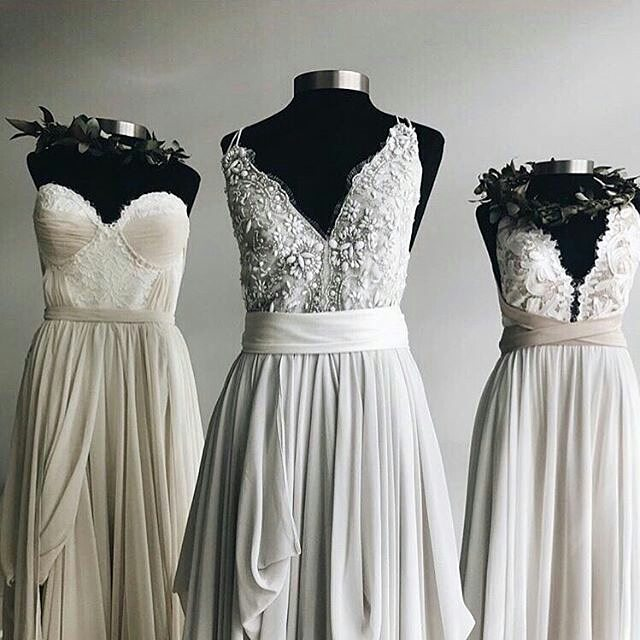 Ugh. @truvellebridal you break my heart with your beautiful dresses. Which is your fave? Put it in the comments below.⤵