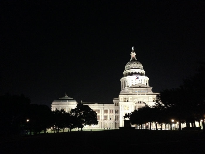 Goodnight, texas.