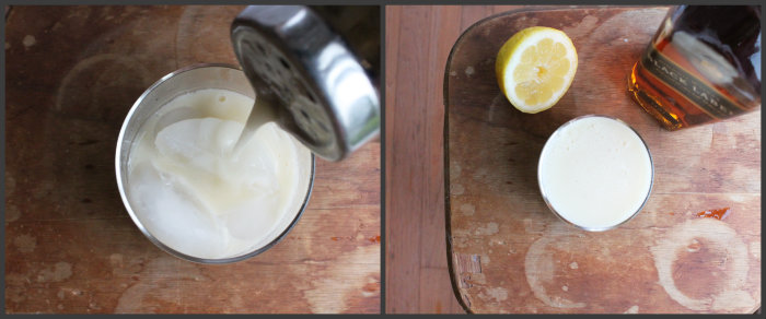 Shake and pour.