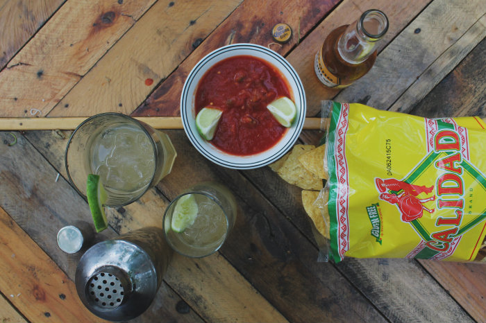 Best paired with spicy salsa and your favorite tortilla chips.