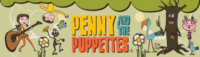 Penny and the Puppettes® | New York City
