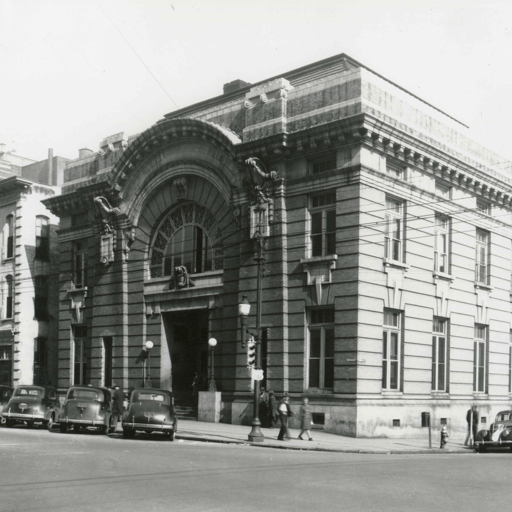 Old Raleigh City Hall