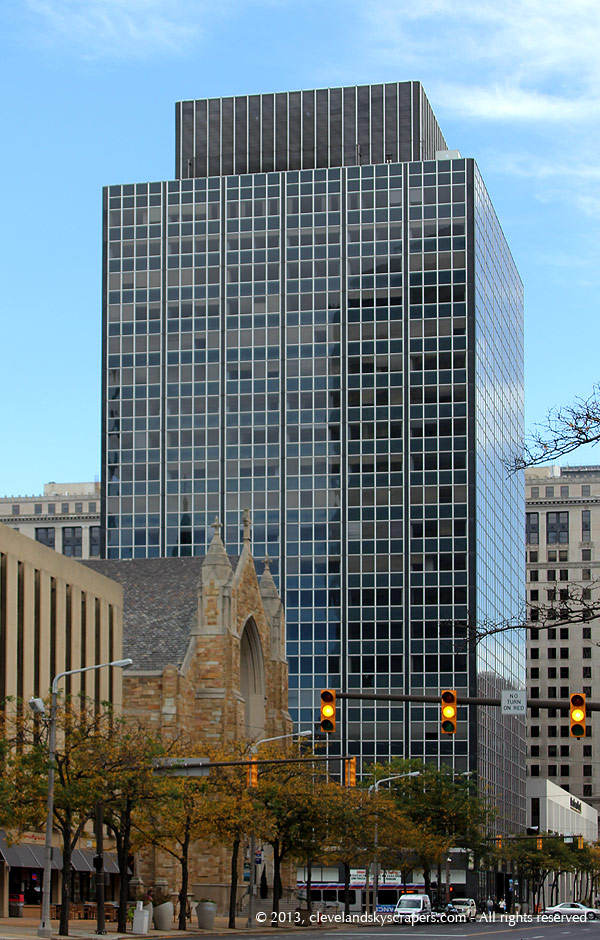 1717 East Ninth Street — Cleveland Skyscrapers
