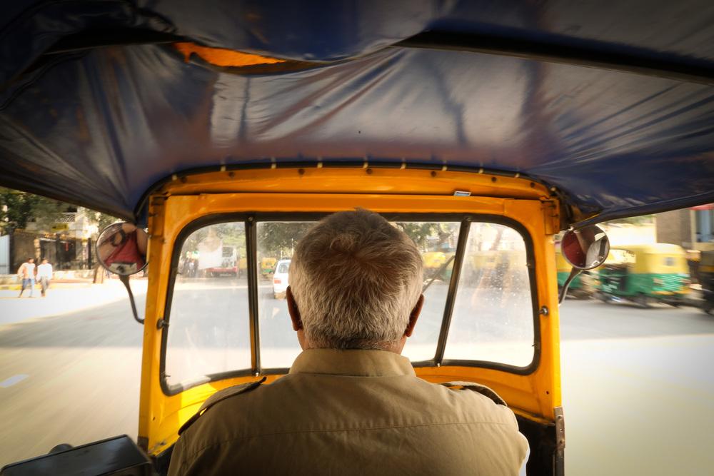 Tuk Tuk, India