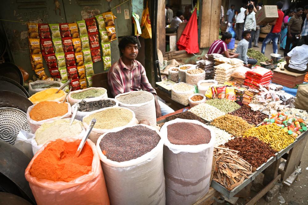 KR Market, India