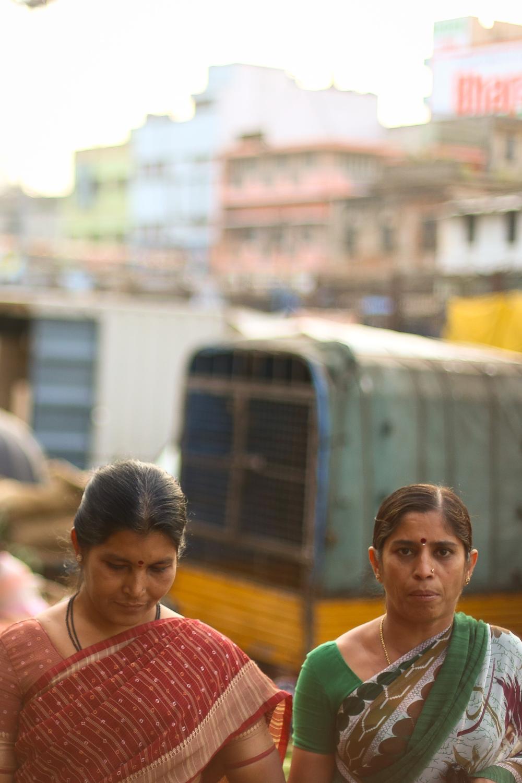 City Market, India