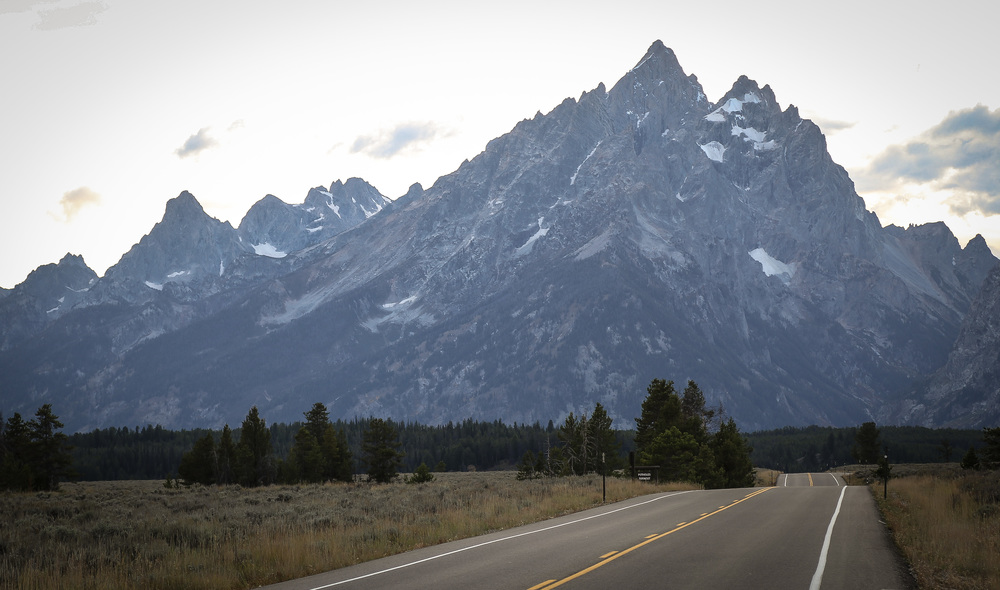 Grant Teton National Park, Wyoming