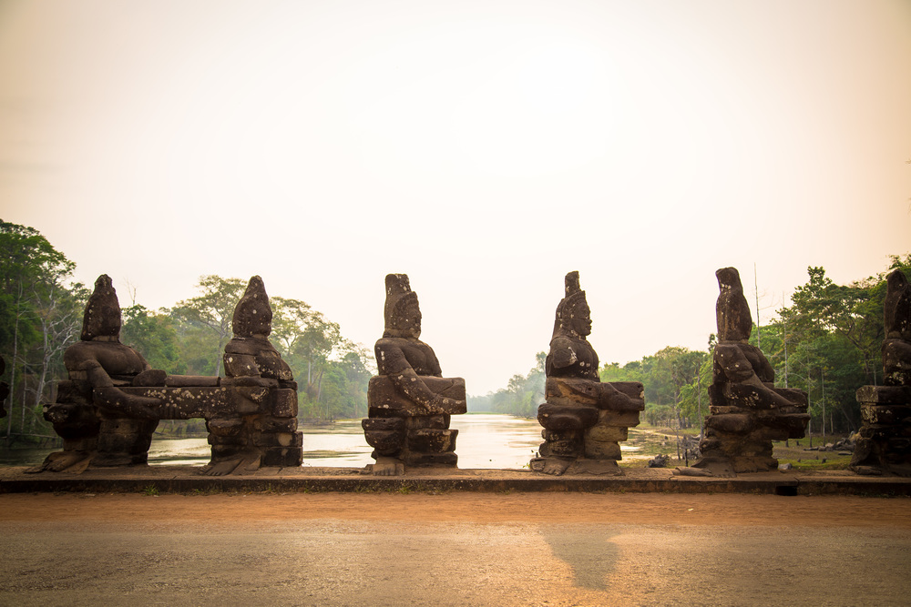 Ankor Archaeological Park, Cambodia