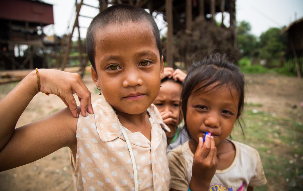 Local Village, Cambodia