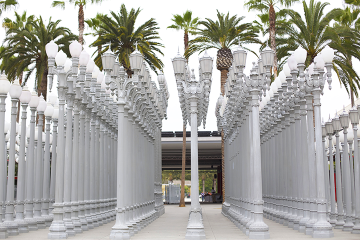 LACMA, Urban Lights