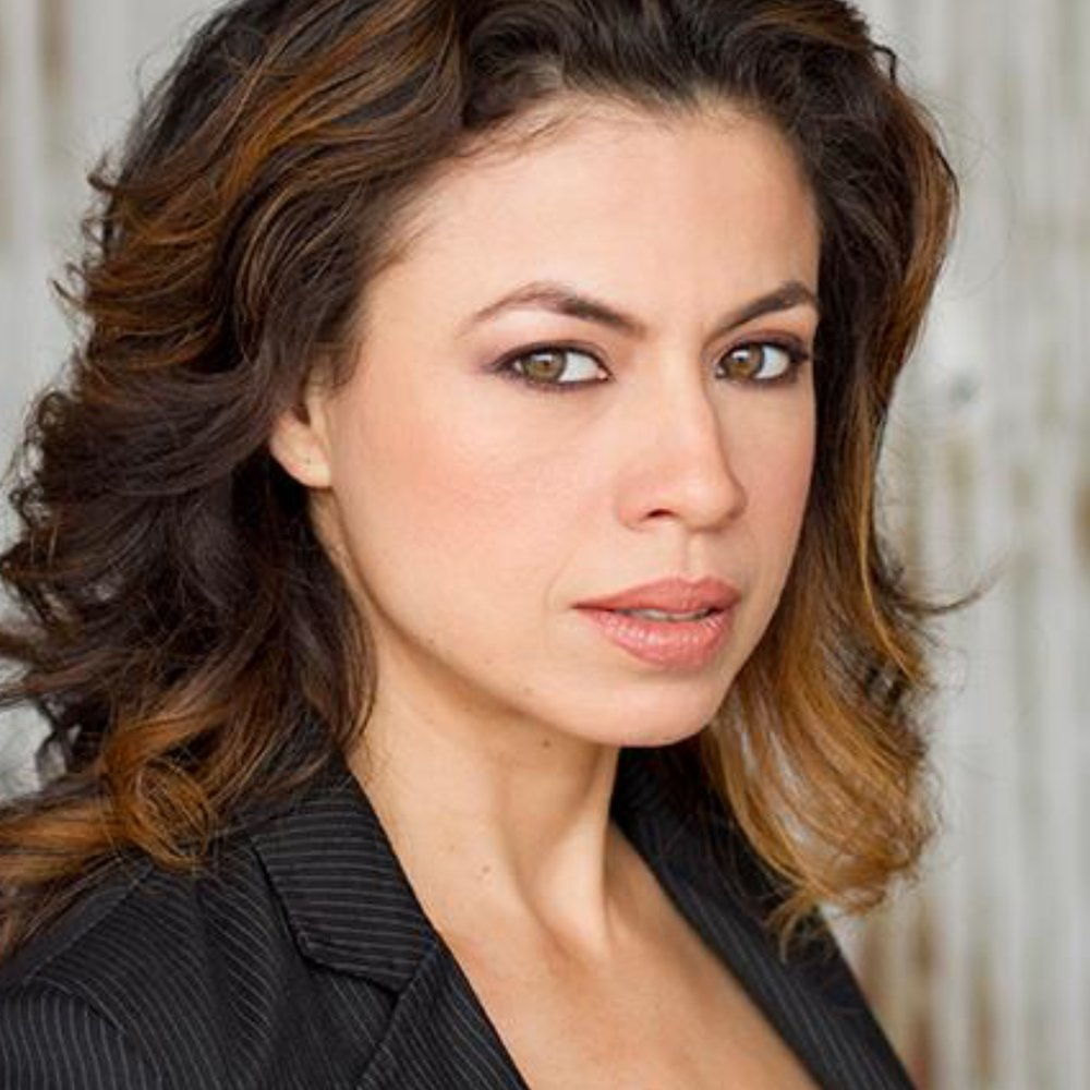 SANDRA DELGADO  PLAYWRIGHT AND ACTOR  (LA HAVANA MADRID)  TEATRO VISTA ENSEMBLE MEMBER
