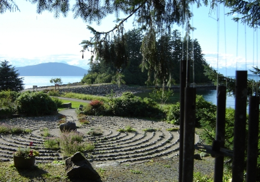 All retreats take place at the Shrine of St.Therese in Juneau, Alaska.
