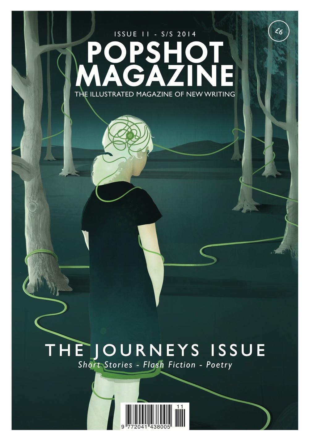Popshot Magazine: The Journeys Issue