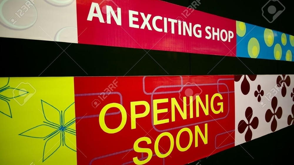 WE ARE OPENING IN HASTINGS LATER THIS YEAR