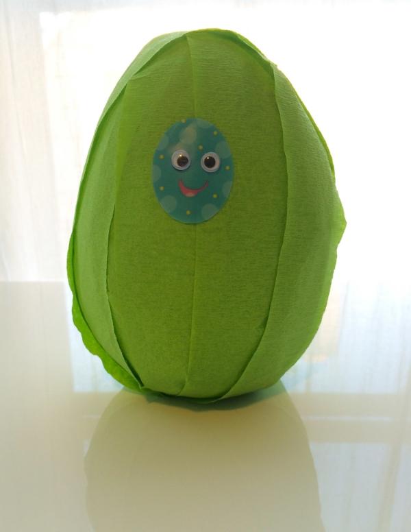 Surprise Egg - www.hoorayforrain.com