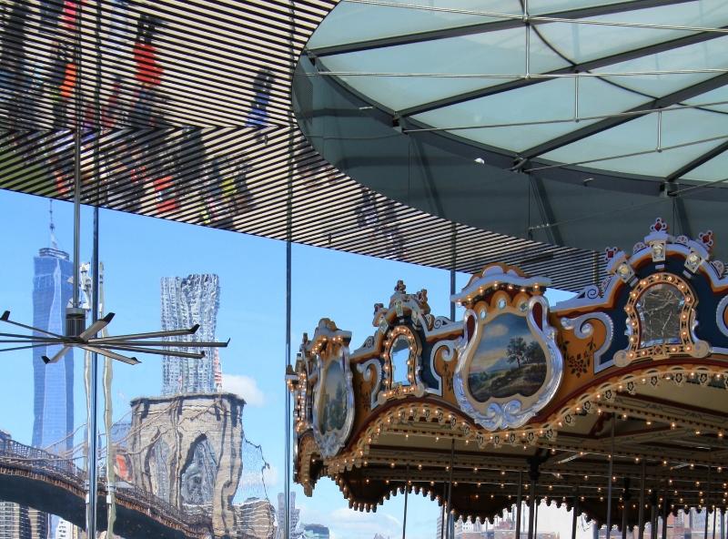 Jane's Carousel - www.hoorayforrain.com
