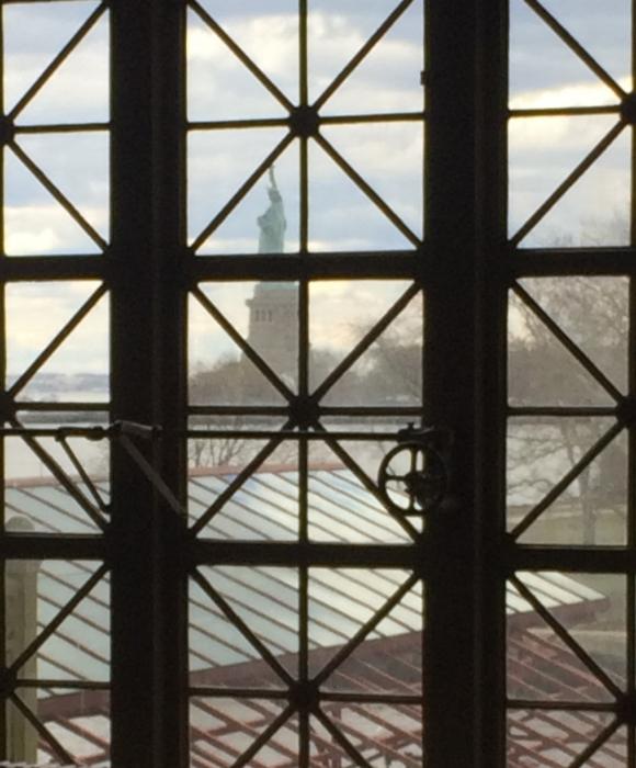 Ellis Island - www.hoorayforrain.com