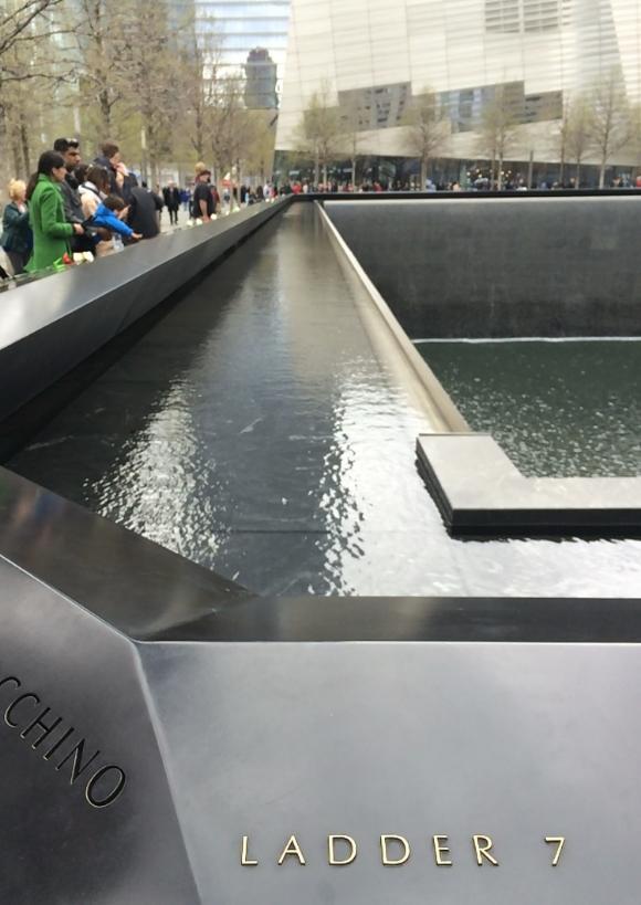 911 Memorial - www.hoorayforrain.com
