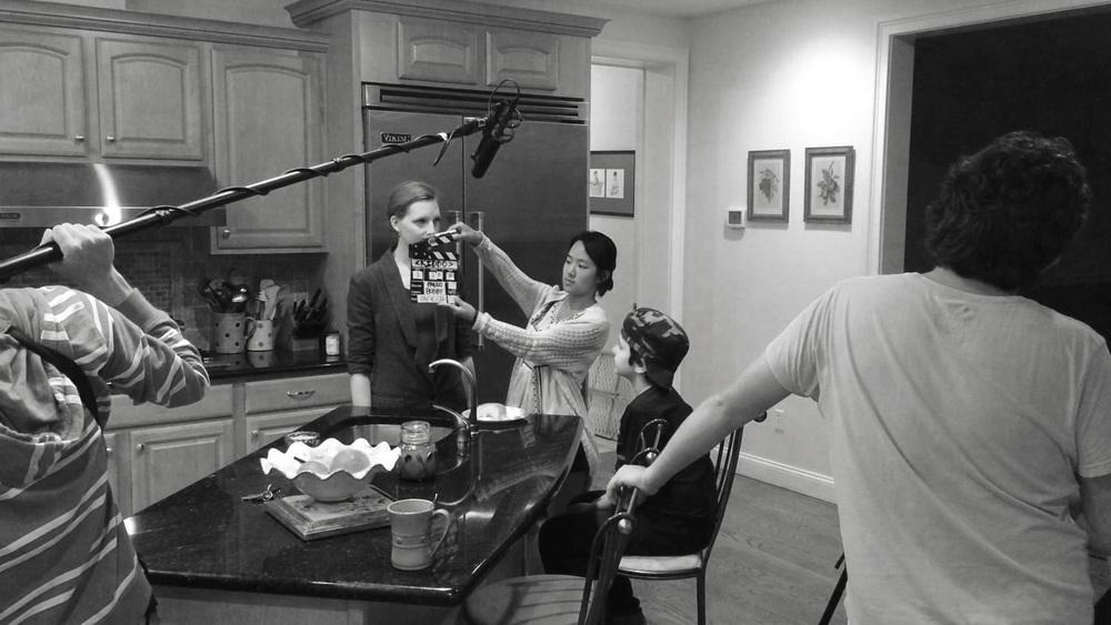 """Upstate NY film shoot,""""Kiddo"""""""
