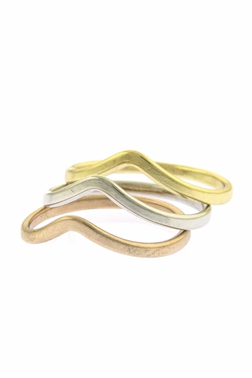 Arabella Trio Knuckle Ring $20