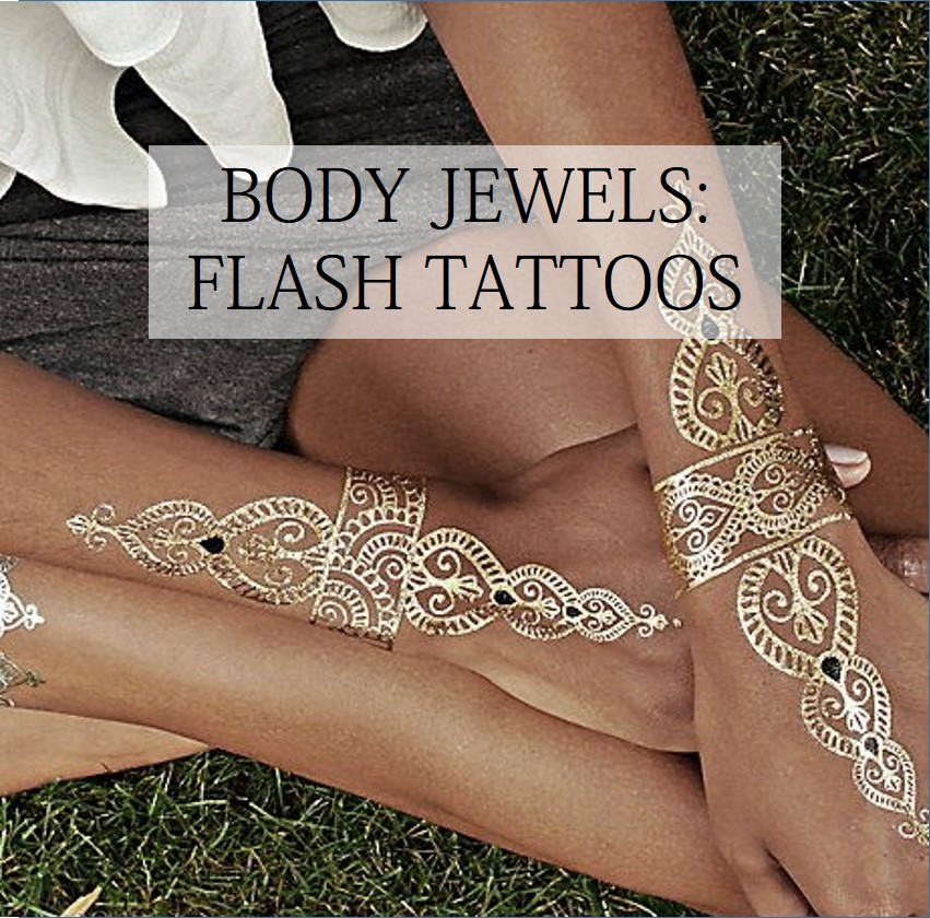 Flash Tattoo Body Jewel