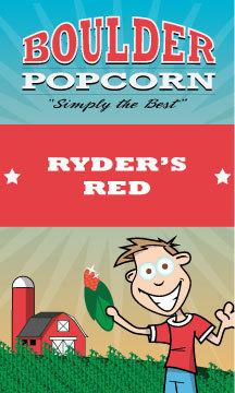 Ryder's Red