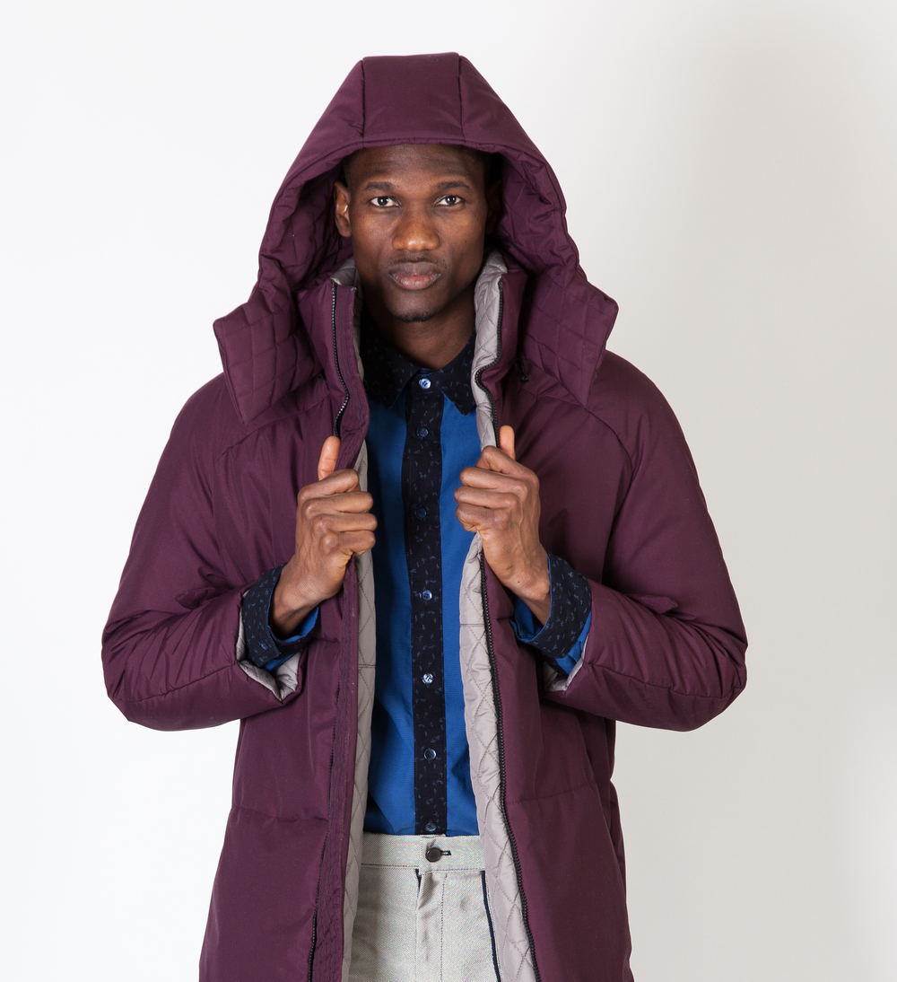 The Multipocket Parka