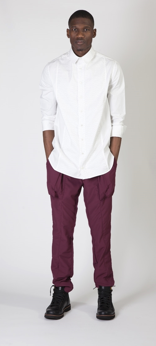 The New Slim Cargo Trouser