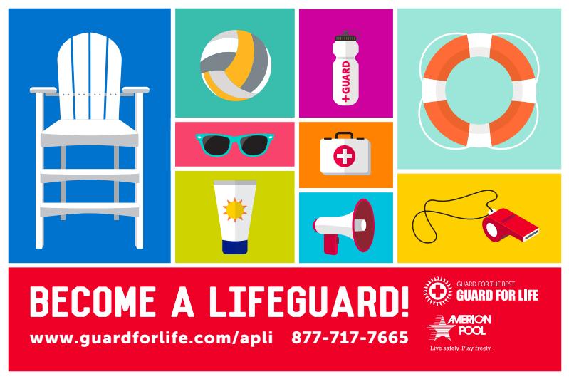 Lifeguard Banner Ad