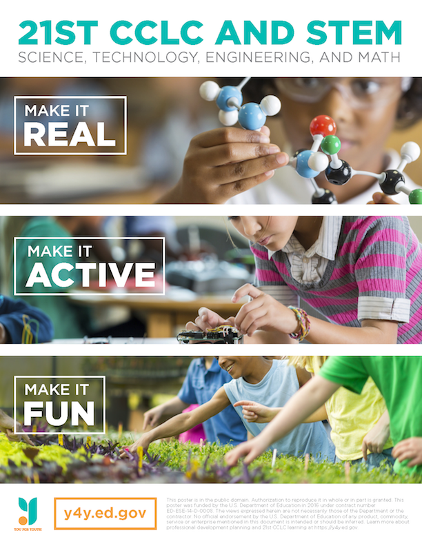 STEM Poster