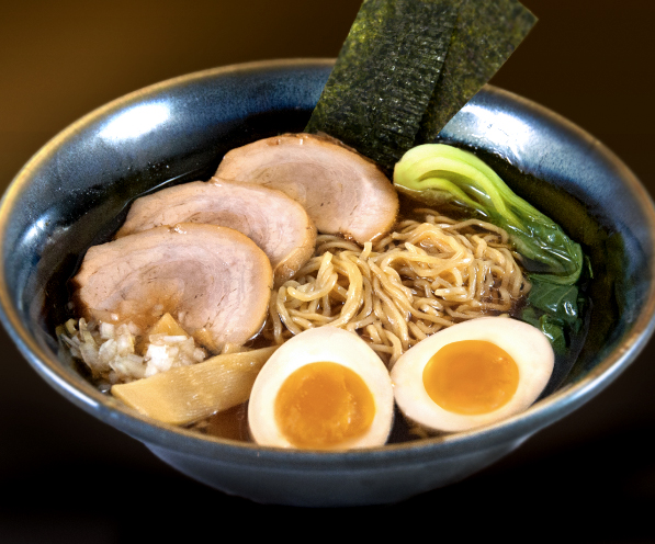 Mo's Famous  (melt-in-your-mouth)  Pork Belly Ramen  has finally arrived! Quantities limited throughout the day.  Offered at both lunch and dinner (Dine-in only).