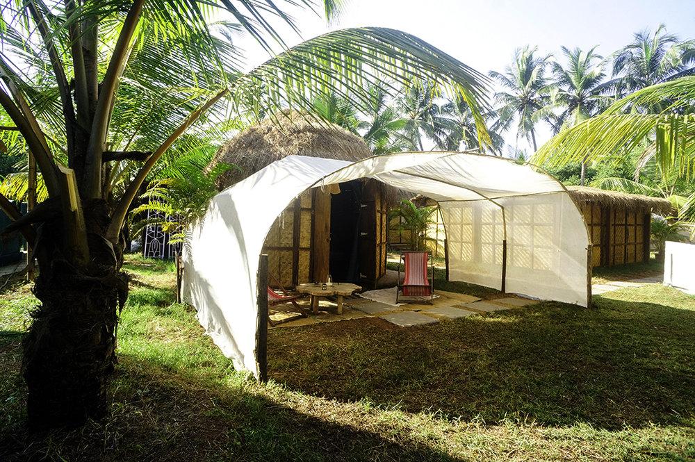 Eco Village Room (fan) - Twin Sharing £700