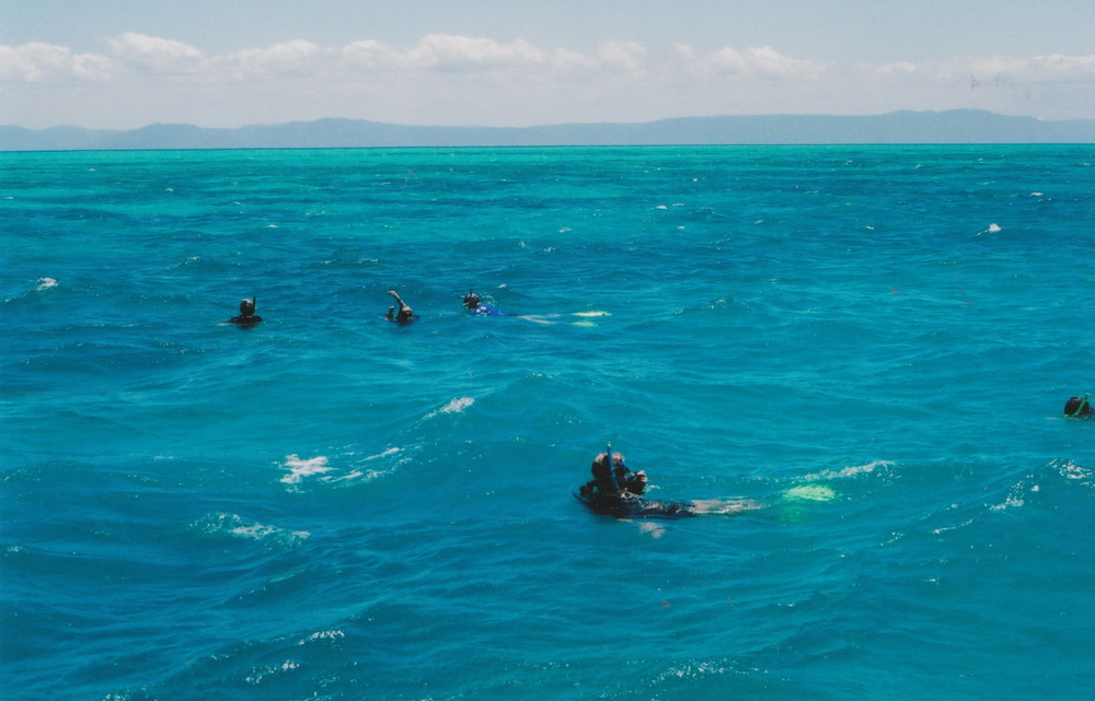 Great Barrier Reef, Queensland. Oct 2012