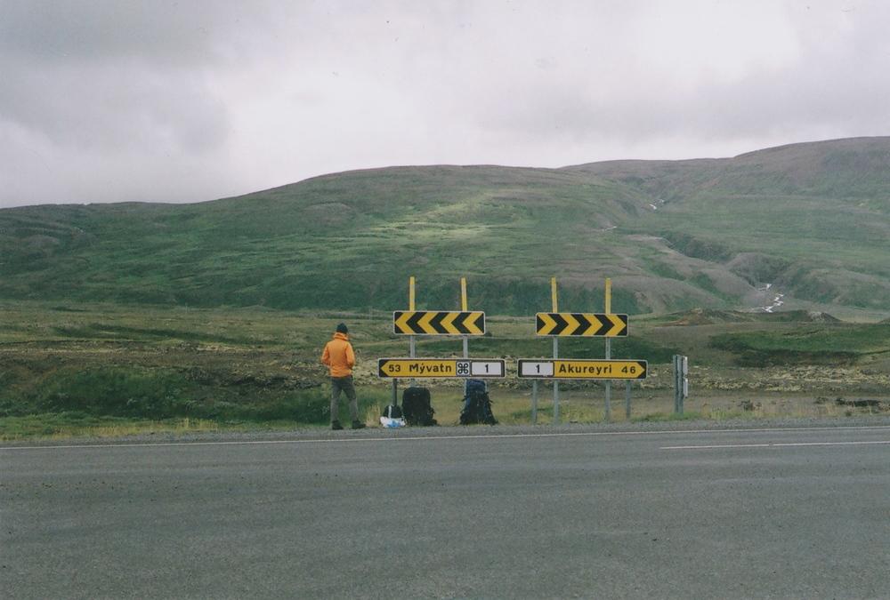 Hiking, Iceland 2014