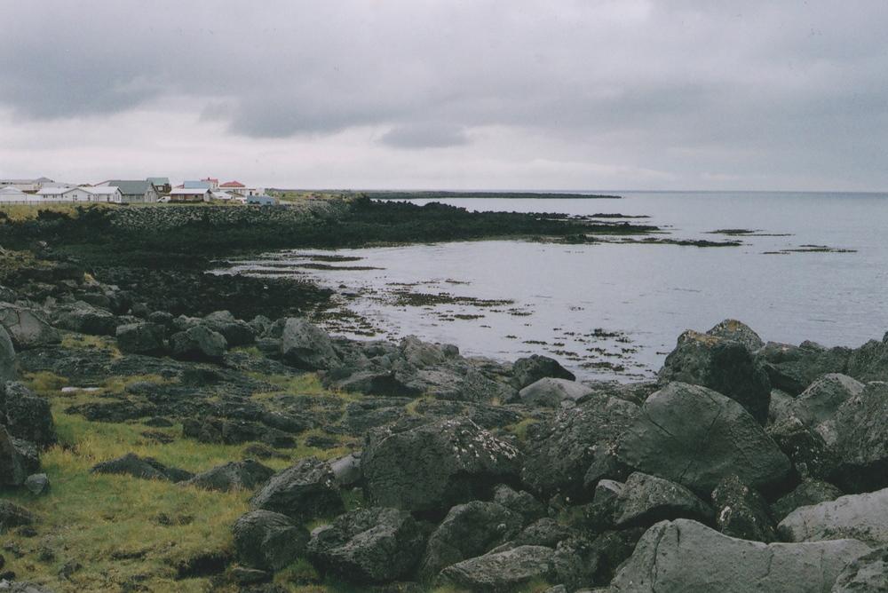 Leaving Hellisandur, Snaefellsnes Peninsula, Iceland
