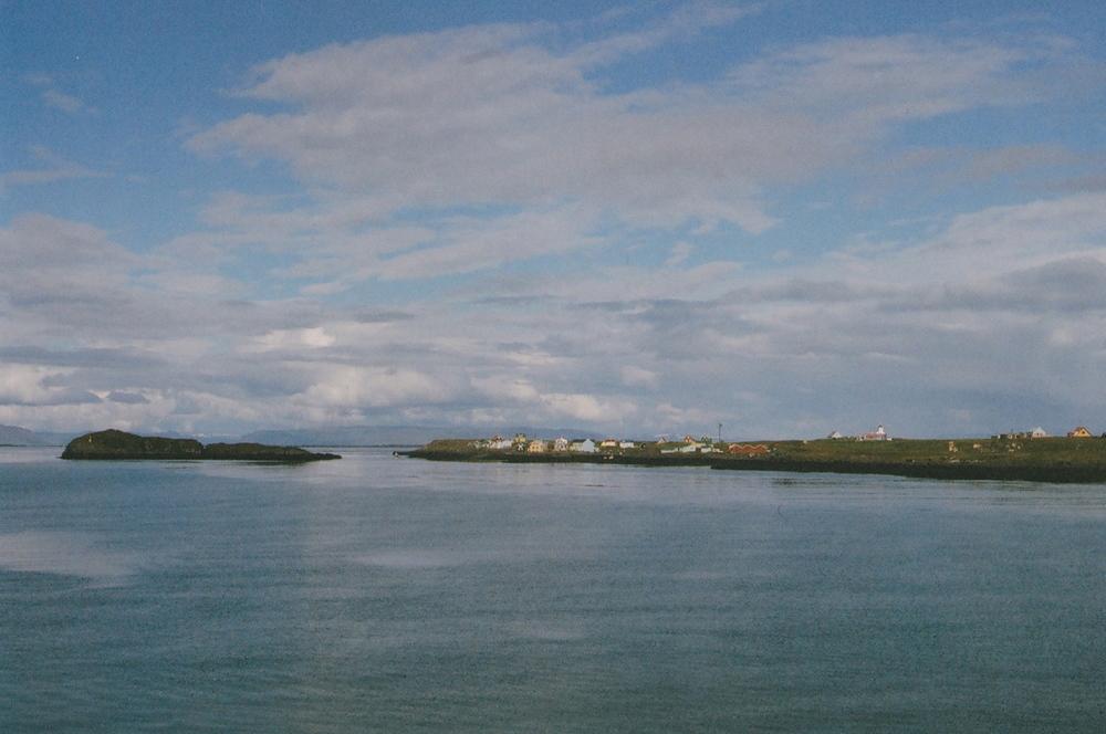 Flatey Island, Iceland
