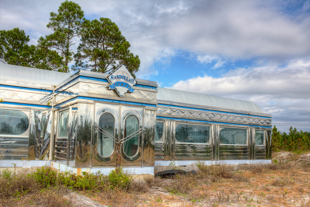 Abandoned Sandollar Diner