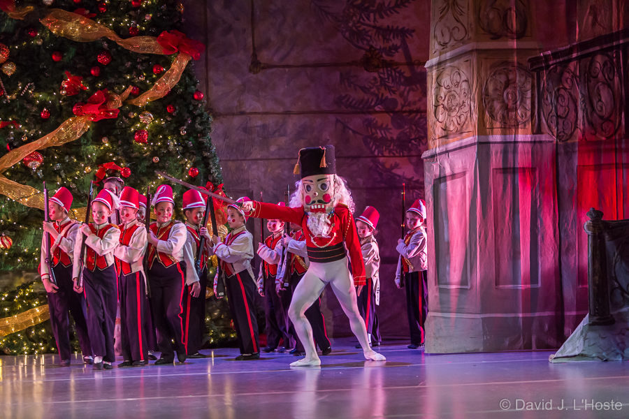 New Orleans Ballet Theatre performs The Nutcracker.