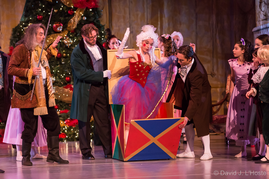 New Orleans Ballet Theater's The Nutcracker