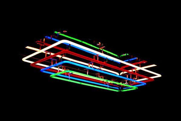 John barton neon art barton neon magic for Decor international middletown oh