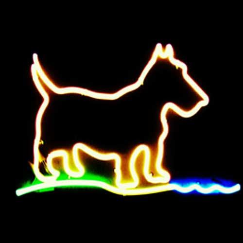 John barton neon art barton neon magic for Decor international middletown ohio