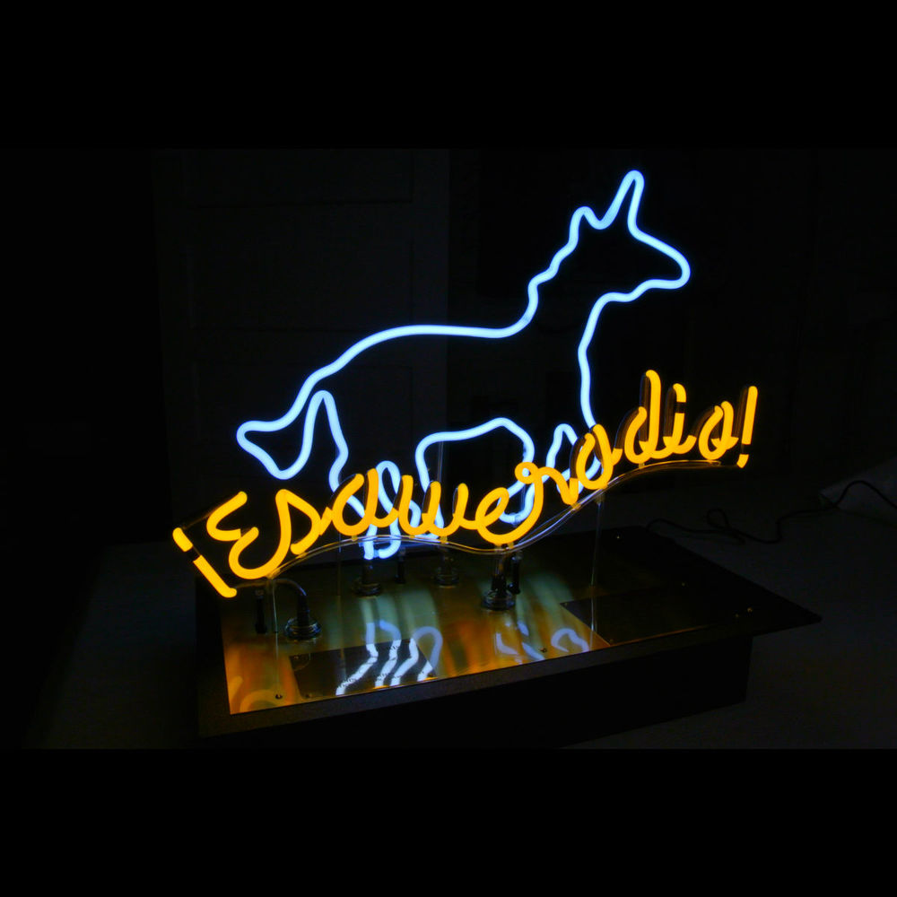 Spectacular custom neon sculptures and artworks by.... John C. Barton - International Neon Glass Artist