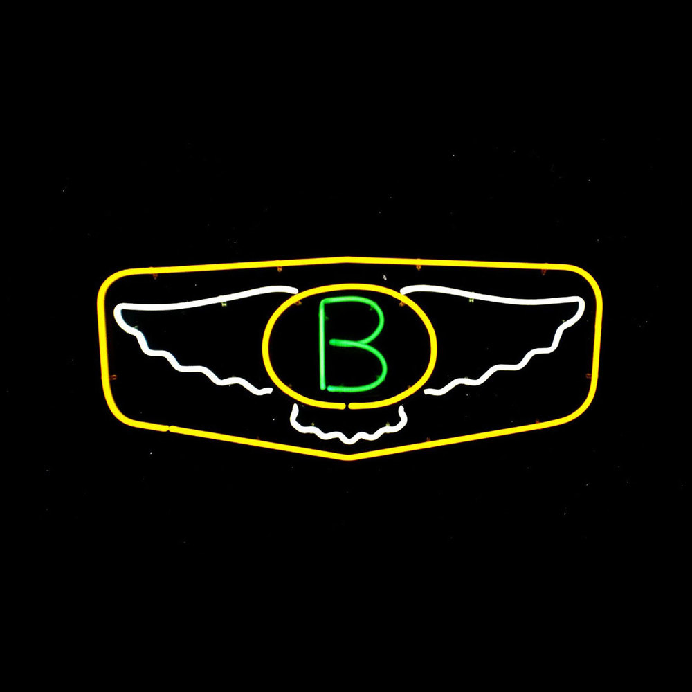 Exotic Luxury Car Hand-Blown Custom Neon Signs